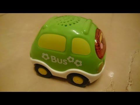 tut tut baby flitzer bus demo vtech toet toet auto toot. Black Bedroom Furniture Sets. Home Design Ideas