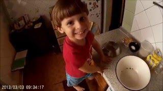 Рецепт песочного теста от Самурайчик ТВ (Кулинария для детей и родителей)(, 2015-12-03T20:46:03.000Z)