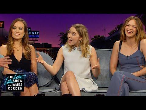 First Apartment Stories w/ Saoirse Ronan, Olivia Wilde & Melissa Benoist