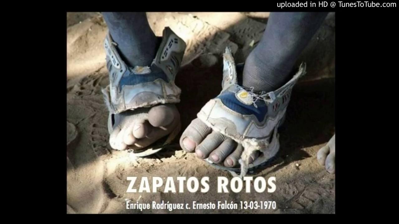 ef2ed6f6 Today's Tango Is... Zapatos Rotos - Enrique Rodríguez 13-03-1970 ...
