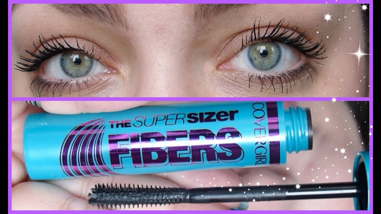 647b59933ac Let's Test!: CoverGirl The Super Sizer Fibers Mascara - YouTube