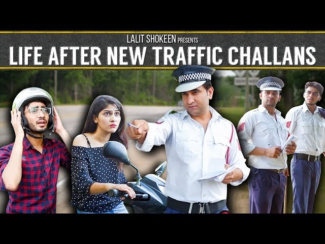 Life After New Traffic Challans -   Lalit Shokeen Films  