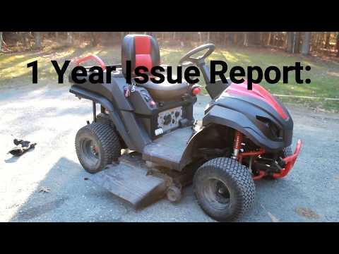 Xcaliber 4x4 Demo (HD) by Dixie Chopper