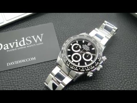 "Thumbnail: DavidSW ""On Today's Wrist"" - Rolex Daytona Cosmograph 116500LN"