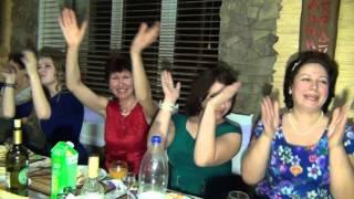Отрывок из Челно Вершинской свадьбы   Песня горько