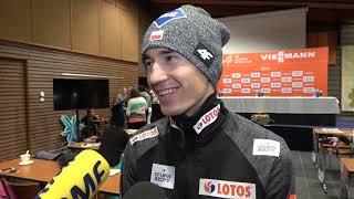 Kamil Stoch ponownie na podium w Ruce! [25.11.2018]