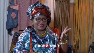 REPLAY - Face2Face - Invitée : AIDA MBODJ - 30 Décembre 2018