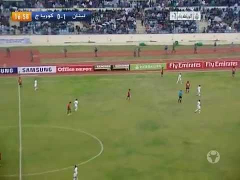 Lebanon vs South Korea - 2014 FIFA World Cup Asian Qualifiers