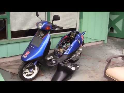 1- HOW TO FIX= Most common MOPED Carb problem  - YouTube