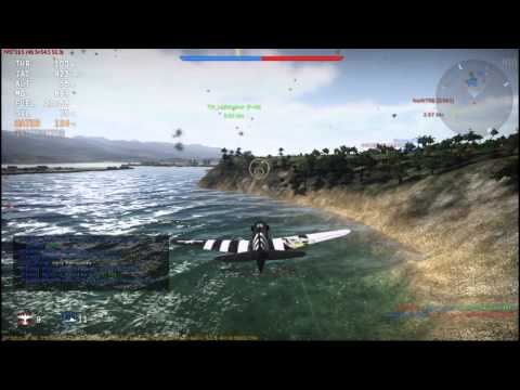 War Thunder Event RB - Attack on Pearl Harbor