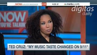 Jamilah Lemieux on MSNBC: Country Music Synonymous with Muslim Murder