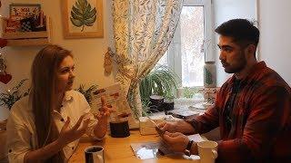 Интервью с основателем кафе правильного питания Well Ness Town - ДоКостей.