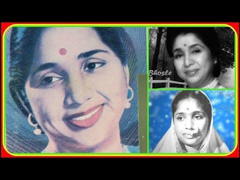 ASHA JI-Film~PARISTAN~{1957}~Meray Dil Se Aati Hai Ye Sada-[ Rarest Nayab Gana ]