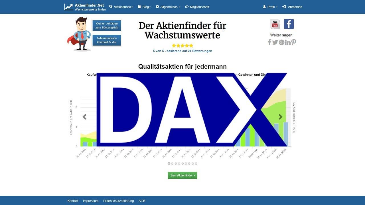 dax aktien empfehlung