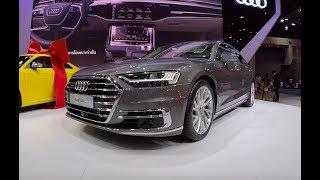 New 2018 Sedan Audi A8 L 2019