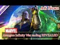 Avengers Infinity War ending REVEALED || AG Media News