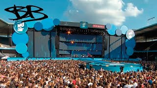 Bastian Baker - Tomorrow May Not Be Better (Live at Stade de Suisse - Energy Air)