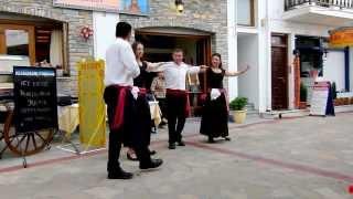 Танец сиртаки, Греция