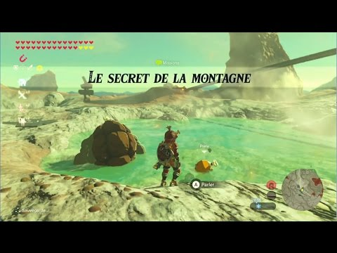 The Legend of Zelda: BotW - Guide Le trésor de Lambda | Doovi