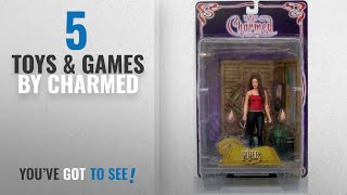 Top 10 Charmed Toys & Games [2018]: Charmed Series 1 Piper (Holly Marie Combs) Action Figure