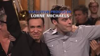 SNL Emotional Goodbye To Bill and Fred