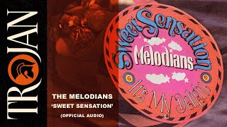 The Melodians - Sweet Sensation (Official Audio)