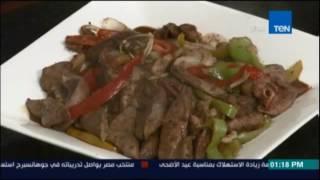 مطبخ تن | طريقة عمل حلويات اللحوم مع الشيف محمد فوزي | 4سبتمبر