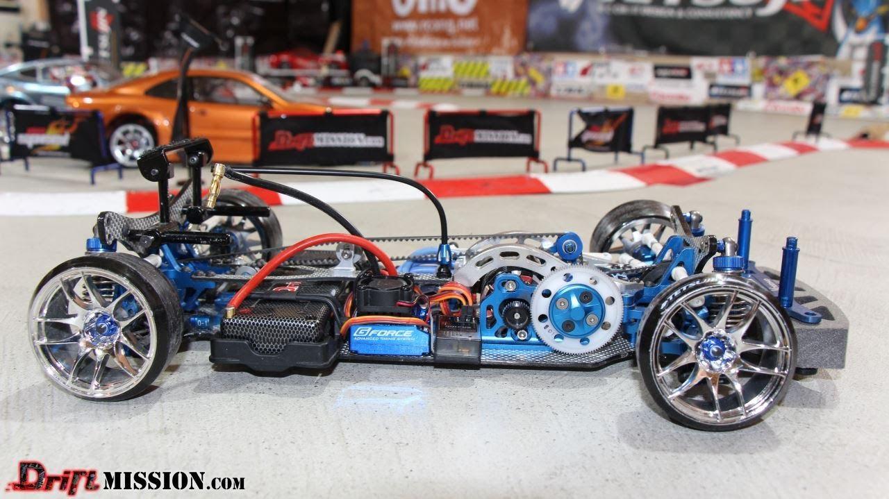 G Force Super Sonic Motor And Ts 120a Esc Combo Rc