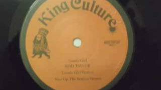 "ROD TAYLOR - Lonely Girl - reggae dub 12"" single roots versions"