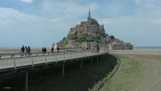 Comment le Mont Saint-Michel est redevenue une île