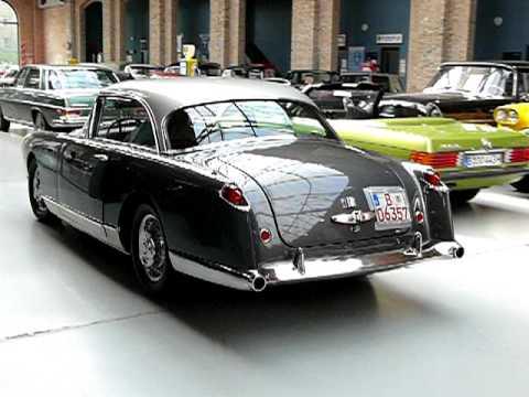 Facel vega hk 500 in a supercar garage youtube for Garage jm auto audincourt