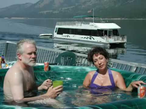 Lake Roosevelt Houseboat Vacations, Washington houseboating, houseboats, Kettle Falls
