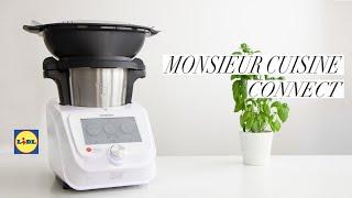 TEST du robot Monsieur Cuisine Connect LIDL| Revue et Avis | Alice Esmeralda