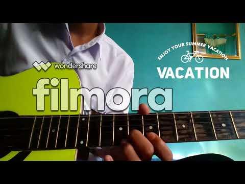 tutorial melody tipe x salam rindu cover gitar