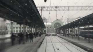 Ускоренное видео из кабины электровоза ЧС7-053 с поездом Брест - Москва(Участок Вязьма - Москва, ускорено в 6 раз., 2013-11-30T10:40:17.000Z)