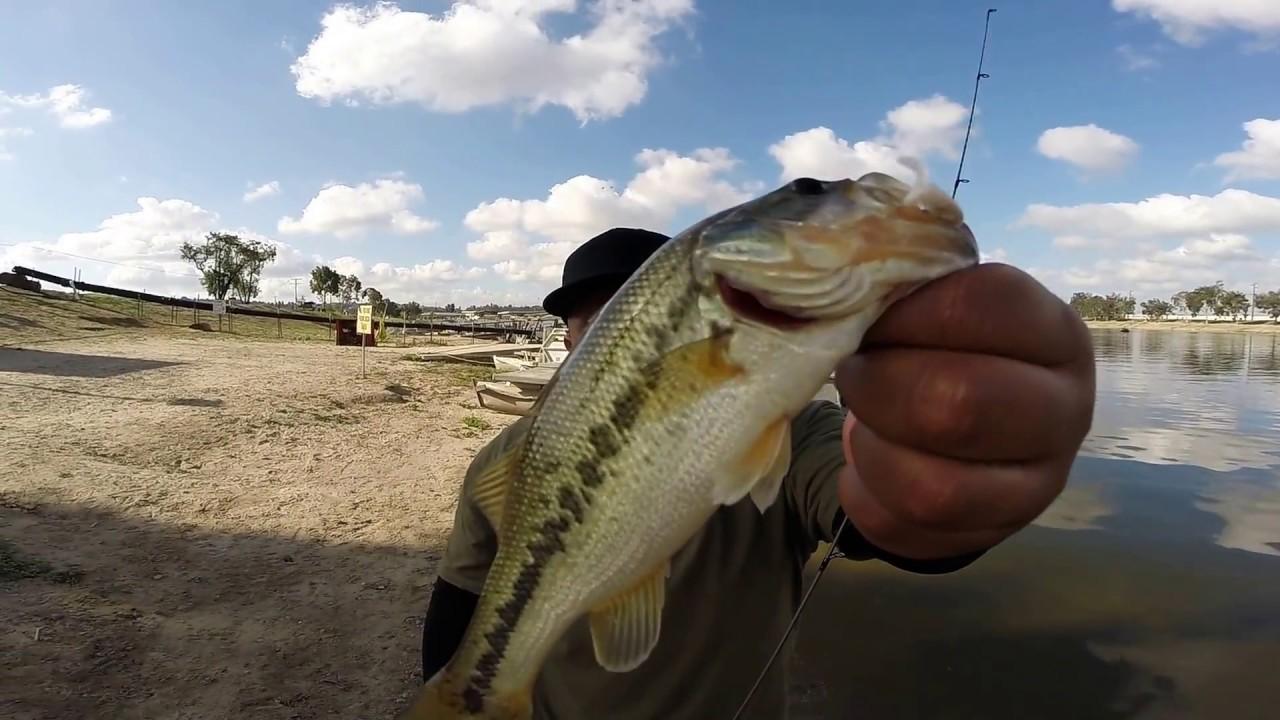 Santa ana river lakes trout fishing lightning strikes for Santa ana river lakes fishing
