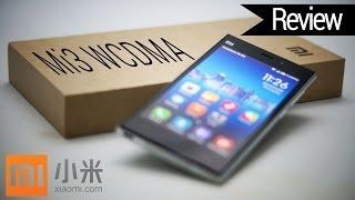 Xiaomi Mi3 Review Snapdragon 800 - International Variant