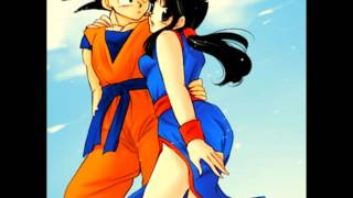 Goku và chichi  siêu hay =))