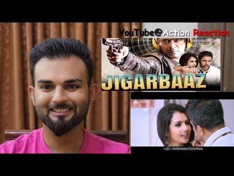 Pakistani Reacts | Jigarbaaz Trailer Hindi | Vismaya | Nibunan | Arjun Sarja | Prasanna | Vaibhav