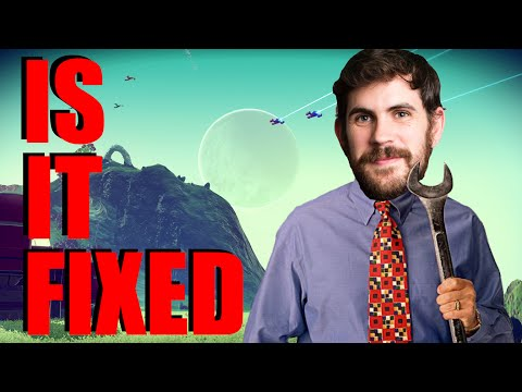 No Man's Sky - Is It Fixed Yet? Is It Worth It? (PS4)