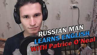 Patrice O'neal on DEF COMEDY JAM | REACTION | Russian man learns English through dirty comedy