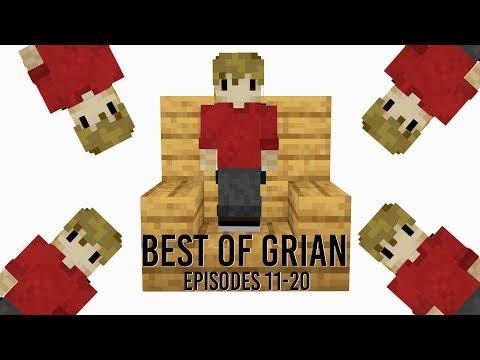Hermitcraft 6: BEST OF GRIAN (Episodes 11-20)