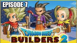 DRAGON QUEST BUILDERS 2 Episode 7 Pumpkin Quest & Harvest Festival!