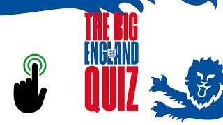 How Well Do You Know The England Team? | The Big England Quiz | Interactive