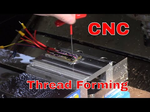 Balax Thread Forming PCB CNC Enclosure Machining A Tough Enclosure