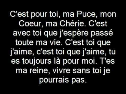 Leito - C'est pour elle (Lyrics)