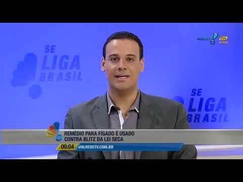 Se Liga Brasil: Remédio para o fígado é usado para burlar Lei Seca (1)