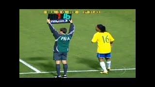 Ronaldinho'nun Oyuna Girdiği ve Oyunu Değiştirdiği İlk Günü