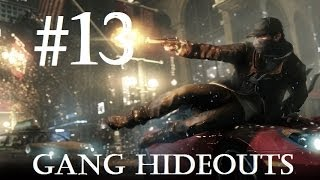 Watch Dogs - Gang Hideouts - Mission 13 - Two for One