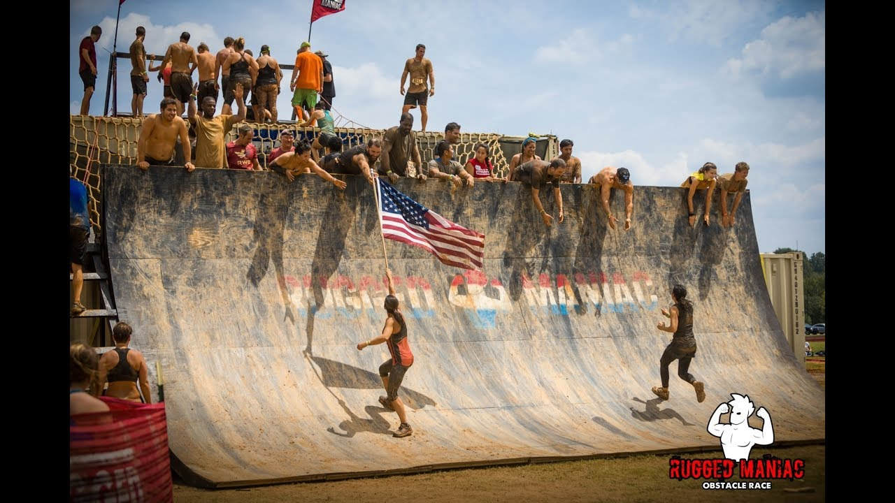 Rugged Maniac Brooklyn Ny June 24th 2017
